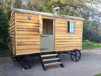 Shepherd's Hut UK Manufacturer