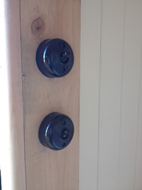 Hut Light Switches